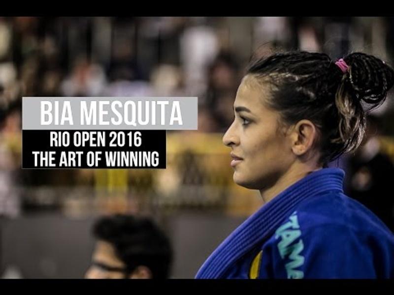 Brazilian Jiu-Jitsu Road Show: Bia Mesquita on the Rio Winter Open 2016