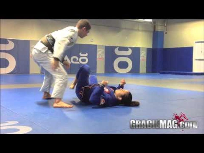 Brazilian Jiu-Jitsu lesson: Mikey Musumeci teaches how to pass guard using the leg drag