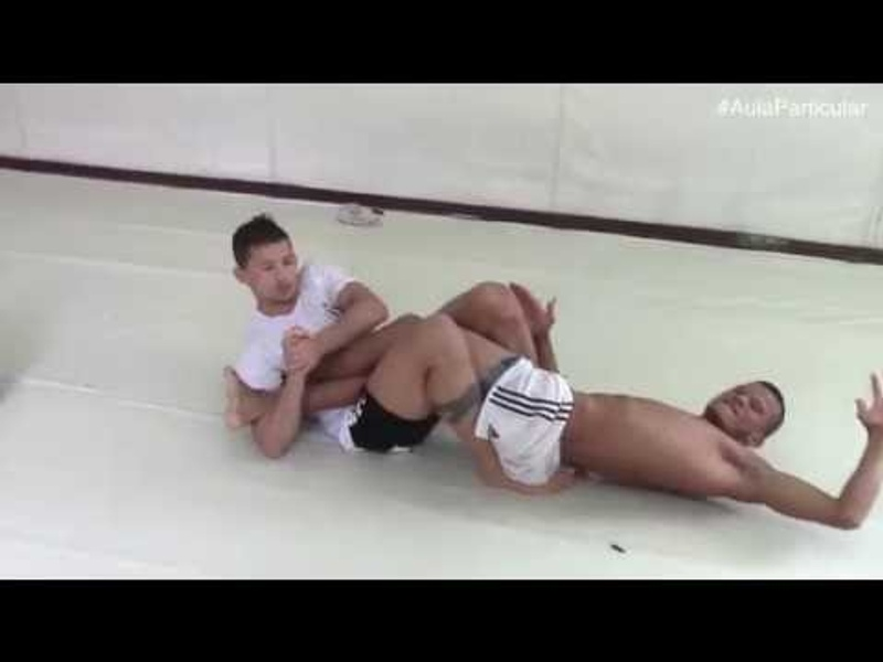 Brazilian Jiu-Jitsu: Dudu Dantas ensina uma chave de pé