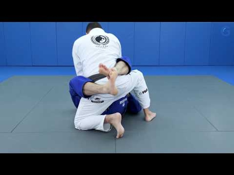 Adjust your game to pass the guard, with Renzo Gracie