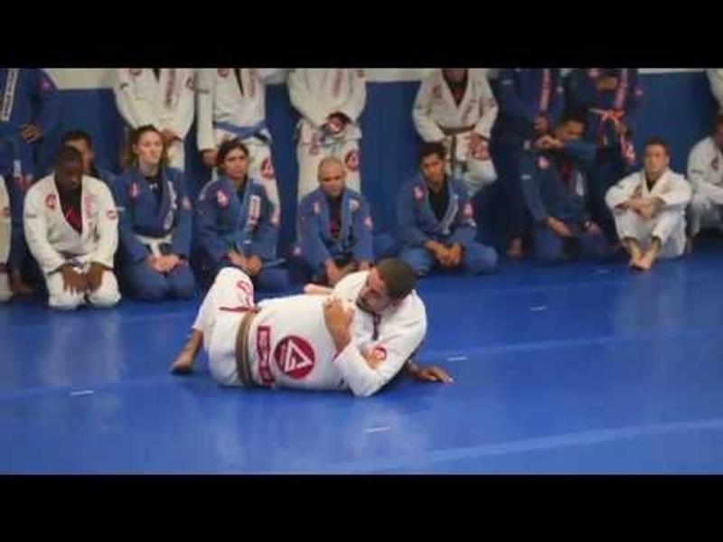 Recap: Brazilian Jiu-Jitsu class at the Gracie Barra Headquarters