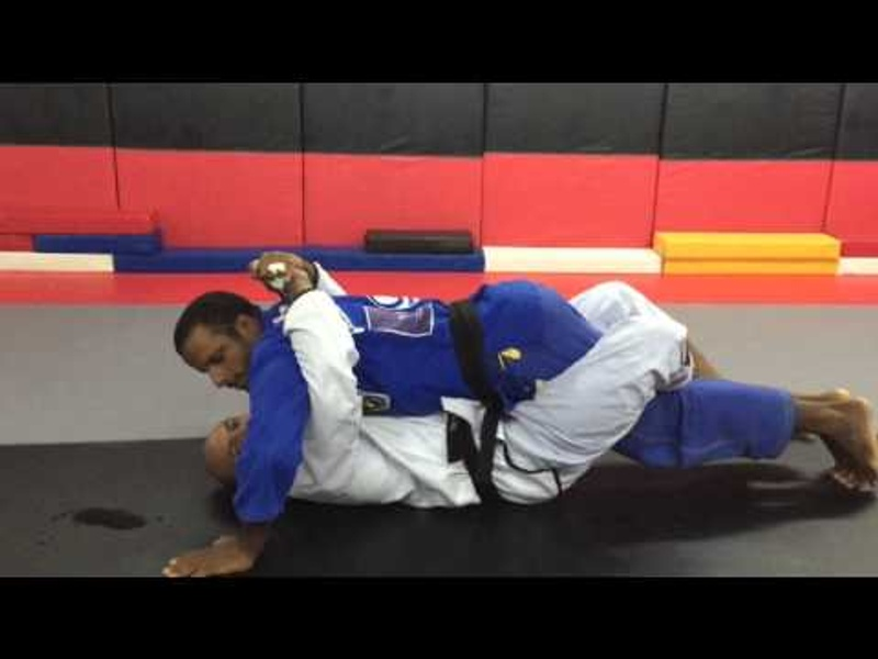 Brazilian Jiu-Jitsu: Igor Silva ensina raspagem clássica da guarda fechada