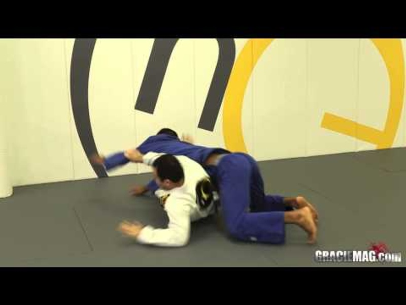 BJJ: Marcelo Garcia teaches how to escape from side control