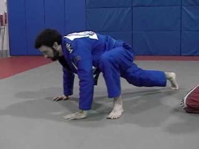 BJJ conditioning: prepare your body for training