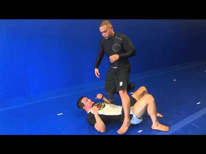 BJJ lesson: Garry Tonon shows how to escape from the mount position