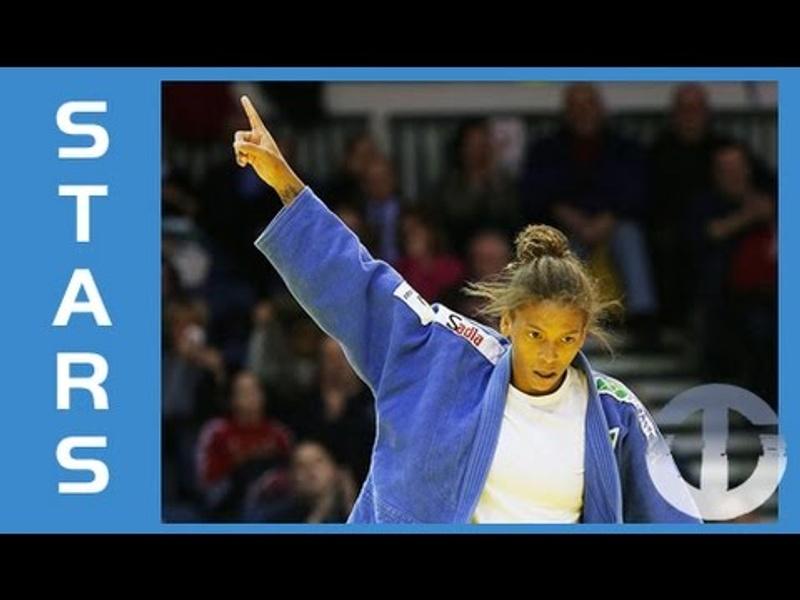 Rafaela Silva preparation for Golden Medal at 2016 Olympic Games