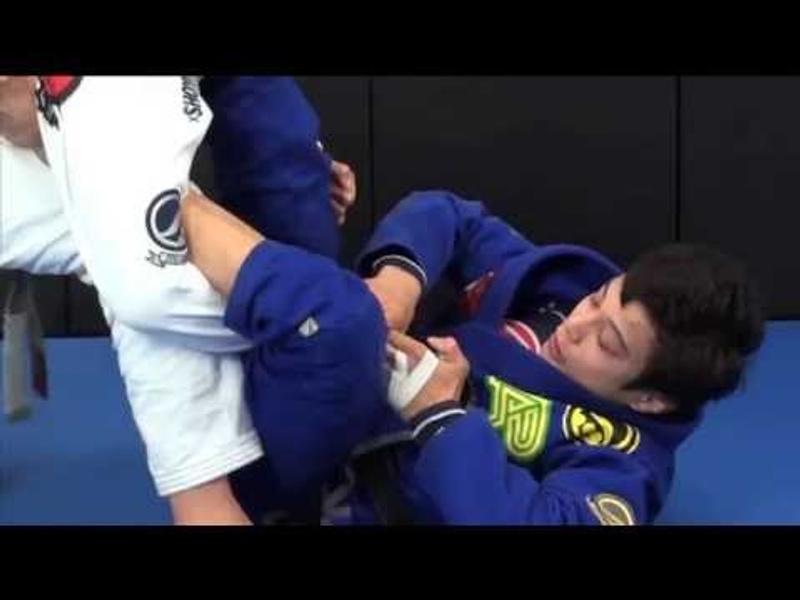 BJJ: João Miyao teaches a sneaky armbar from the berimbolo
