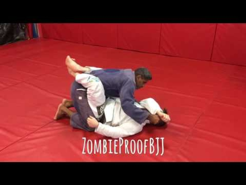 BJJ: 2 killer techniques to tap your opponent inside their guard
