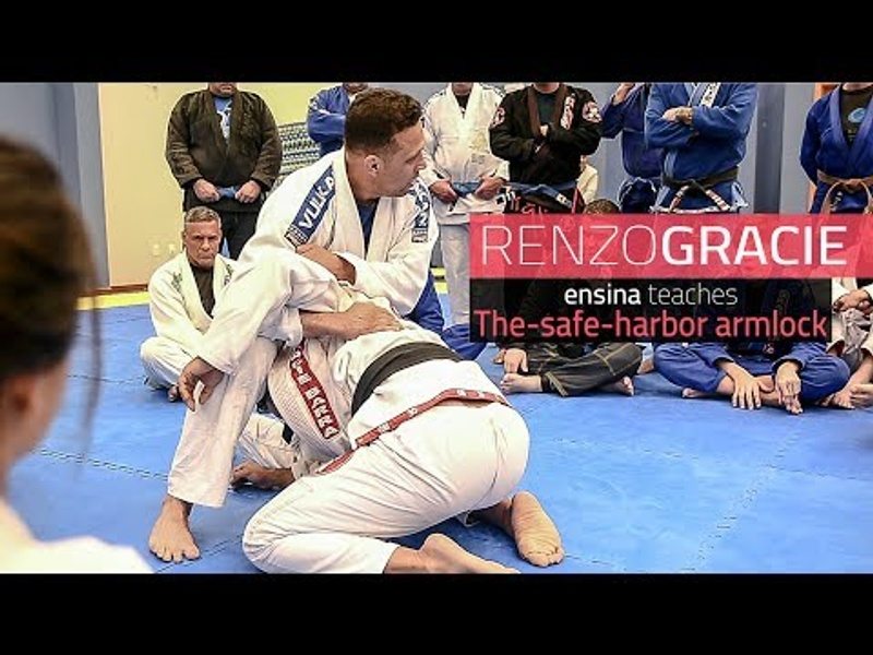 Renzo Gracie teaches how to protect yourself against the most dangerous BJJ move