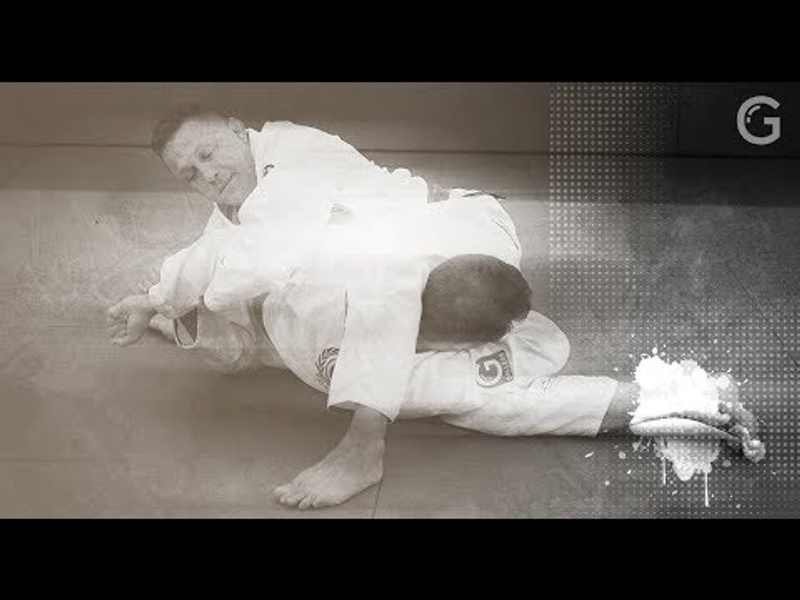 Learn the triple attack that Renzo Gracie used to finish Maurice Smith