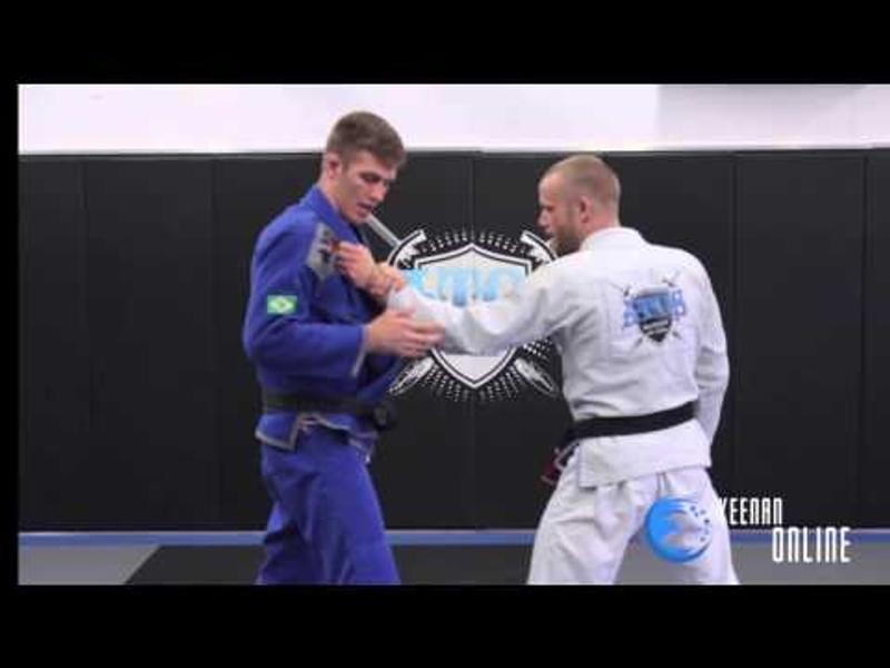 BJJ: Learn 7 ways to use the wrist lock, with Keenan Cornelius