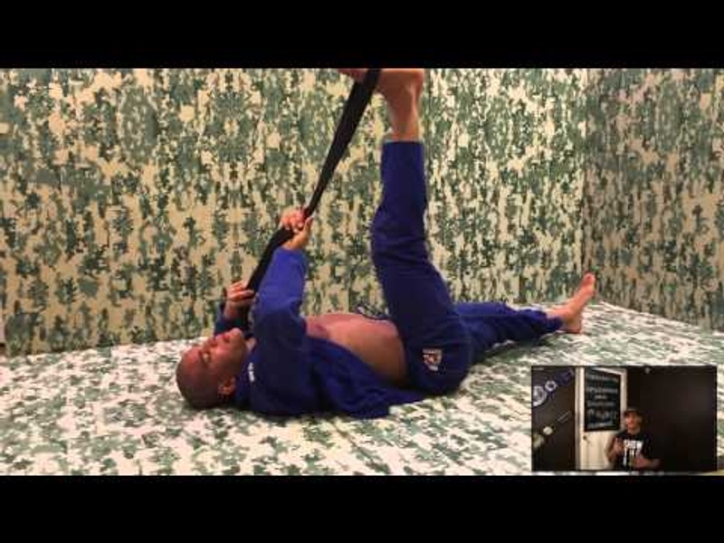 BJJ: 3 stretching lessons for improving flexibility, with Mahamed Aly