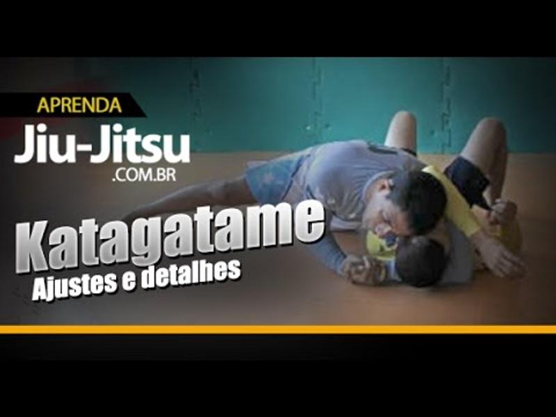 Como ajustar o Katagatame e finalizar mais facilmente
