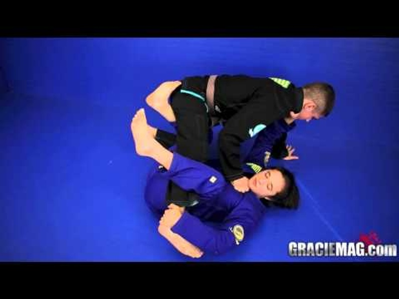 Brazilian Jiu-Jitsu lesson: Learn from Tammi Musumeci how to transition to the back using Berimbolo