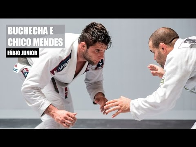 Estrela do Jiu-Jitsu, Marcus Buchecha interpreta Fabio Jr.