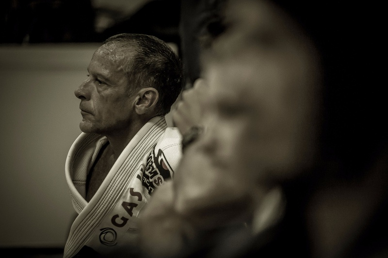 Eu tenho o Jiu Jitsu como a estrada da minha vida.