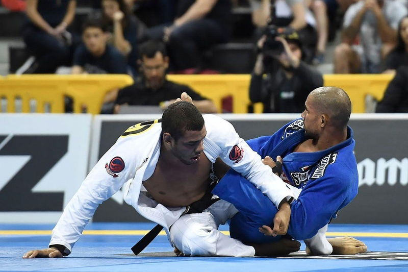 BJJ Worlds 2016: Erberth Santos vs. Guilherme Augusto