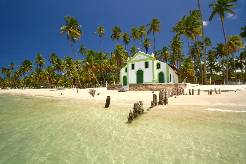 10 Best beaches in Brazil