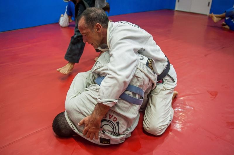 Jiu Jitsu sempre uma lição de humildade