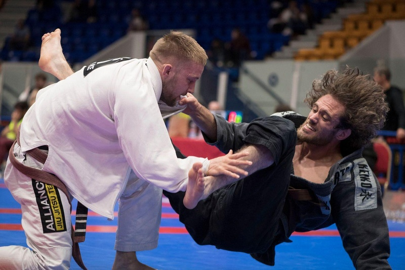 The 2016 BJJ British Open is in the books