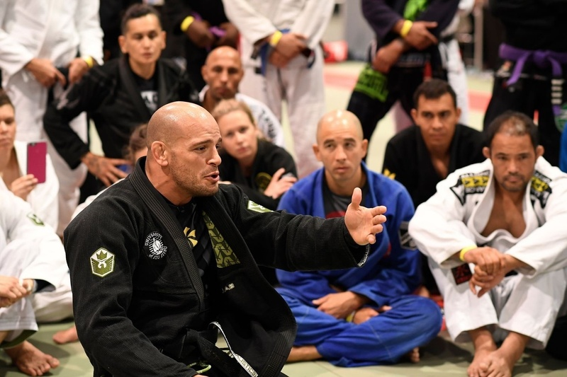BJJ seminars: Xande Ribeiro shares his BJJ techniques