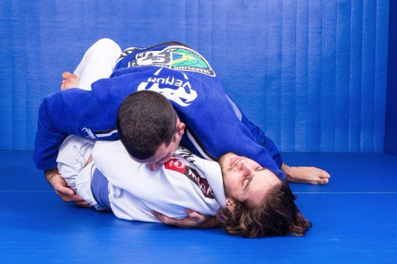 Rodolfo Vieira e a passagem na pressão