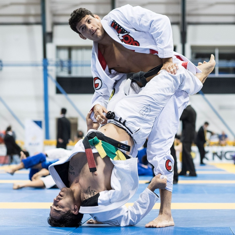 Felipe Pena will got a tough draw in the IBJJF Pro League GP 2016, facing Joao Gabriel first, and being in the same side as Marcus Buchecha.