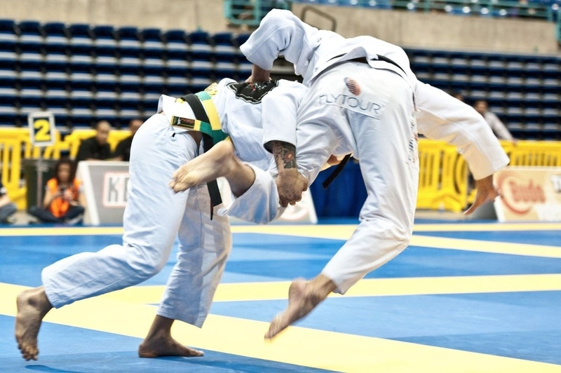 Brazilian Jiu-Jitsu fundamentals: basic takedowns for BJJ