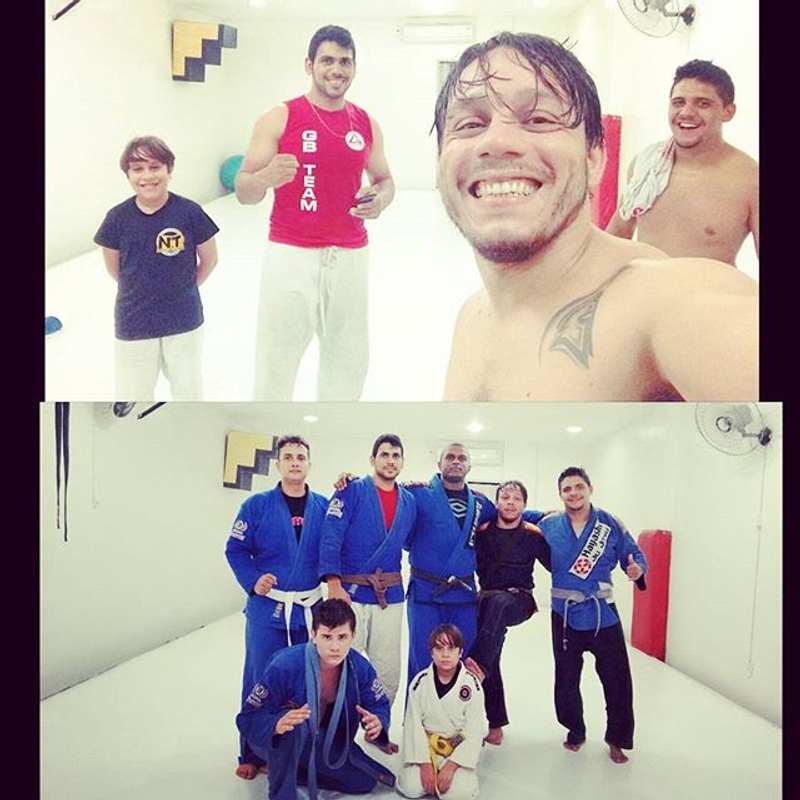 Gracie Barra Sobral