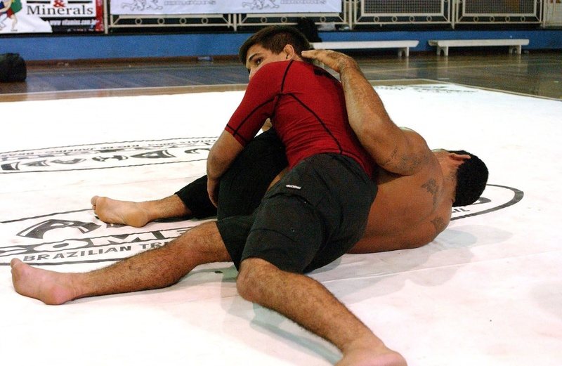 BJJ techniques: Rani Yahya teaches how to apply a guard pass