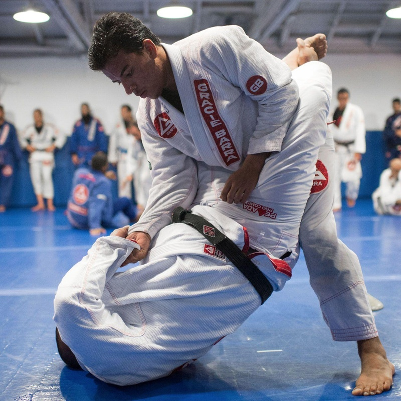 Master Carlos Gracie Jr. leads the GB camp for the 2016 BJJ Worlds