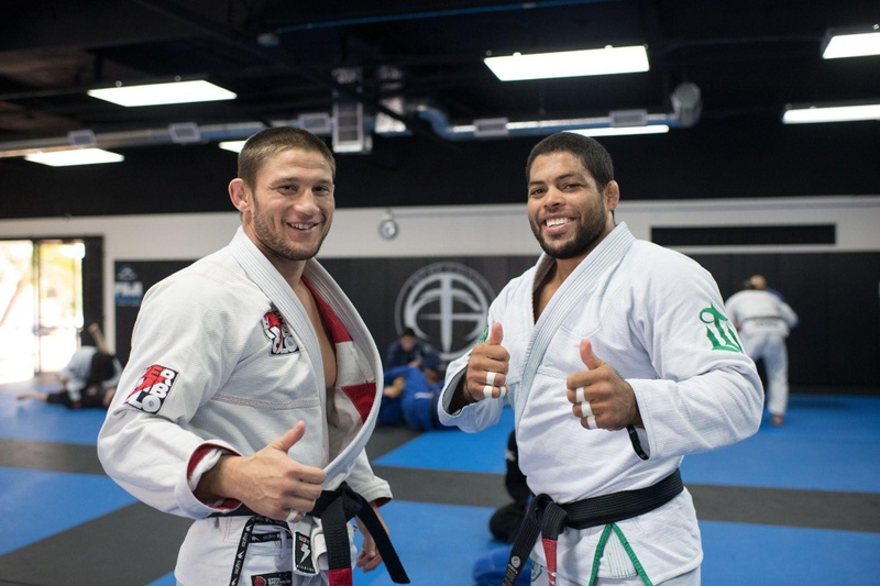 The 2016 BJJ Worlds final dash at André Galvao's school