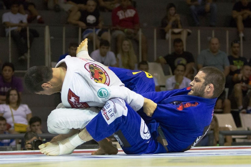 BJJ: Review Rio 2016 Olympic Silver Medalist Judoka Travis Stevens and his duel with Paulo Myao in Copa Podio Middleweight 2013