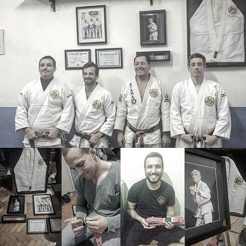 MEMORIAL HELIO GRACIE