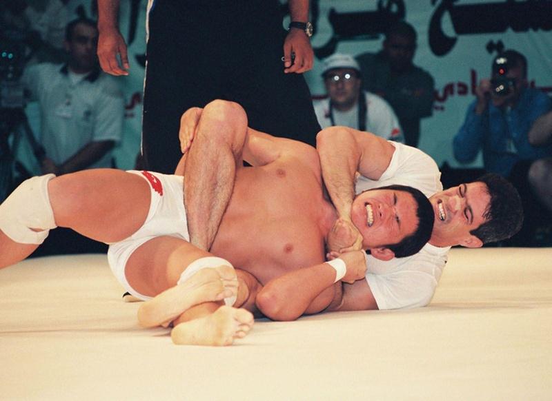 Na até 76kg o brasileiro Jean Jaques Machado finalizou todas as lutas e foi considerado o atleta mais técnico da competição