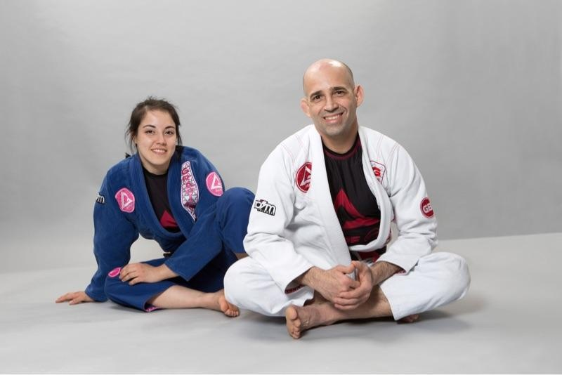 Carriello Family Gracie Barra London Bridge