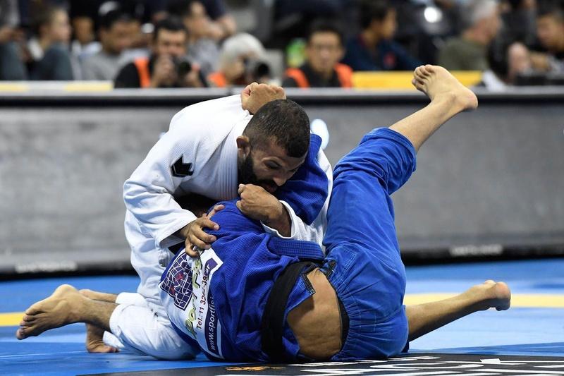 BJJ Worlds 2016: Bruno Malfacine vs. José da Silva Barros