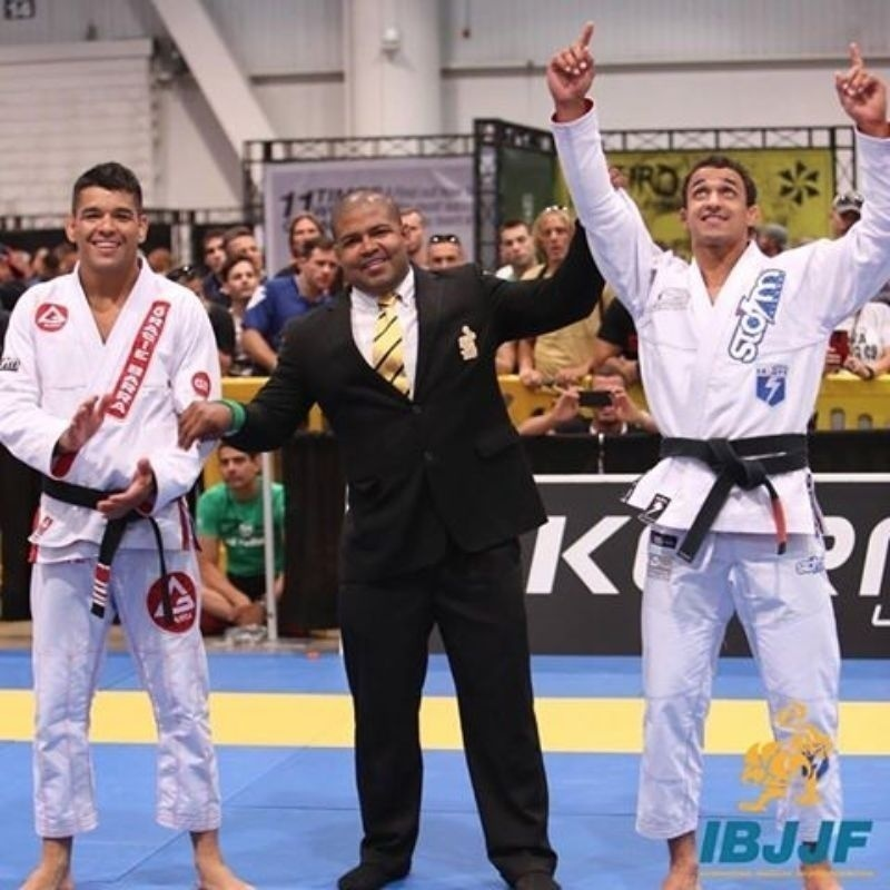 Barral took gold after closing out with his teammate Roberto Tussa