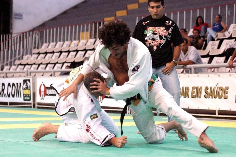Brazilian Team 2016 - Rodrigo Comprido vs Felipe Cranivata Simão