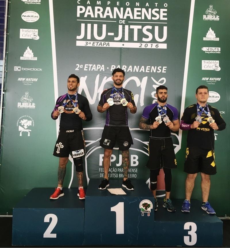Campeão Paranaense NOGI