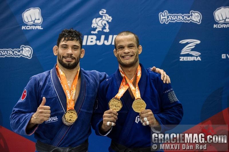 New York Open Jiu-Jitsu 2016: Matheus Diniz vs. Felipe Silva and Marcos Tinoco vs. Paulo Miyao at absolute