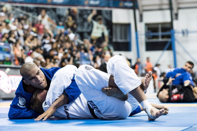 BJJ upcoming star Mahamed Ali will have his debut at the IBJJF Pro League GP 2016 against Xande Ribeiro