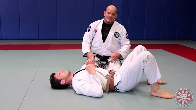 BJJ fundamentals: side control concepts with Xande Ribeiro