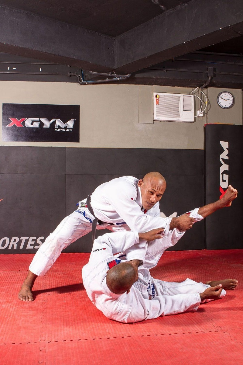 BJJ techniques: Ronaldo Jacare teaches a drill for guard pass