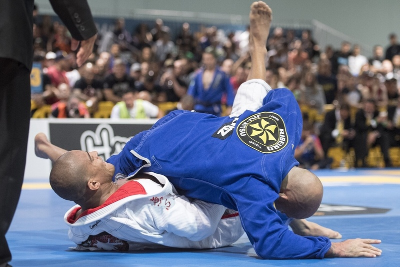 IBJJF Pro League GP 2016: Highlights