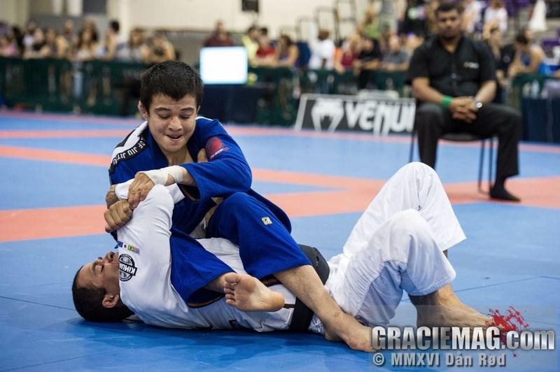 New York Open Jiu-Jitsu 2016: João Miyao vs. Bruno Braz at light featherweight final
