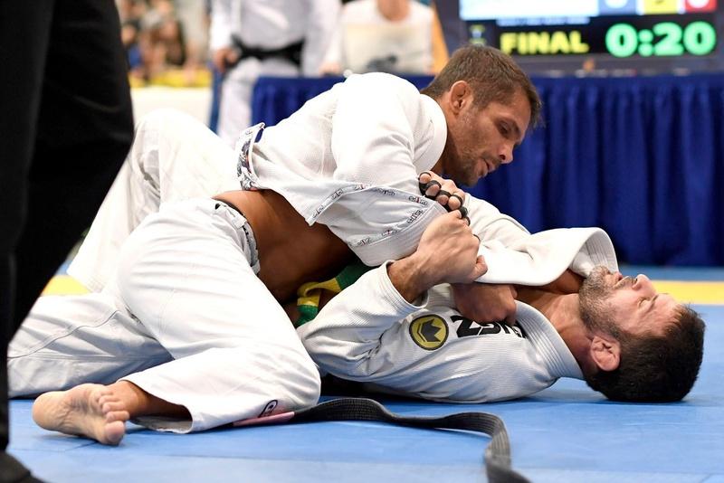 BJJ World Master 2016: Cassio Werneck vs. Paulo Guillobel