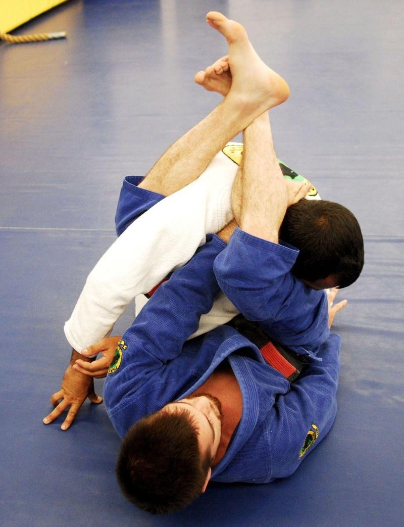 Ricardo Franjinha ensina como ajustar o seu armlock