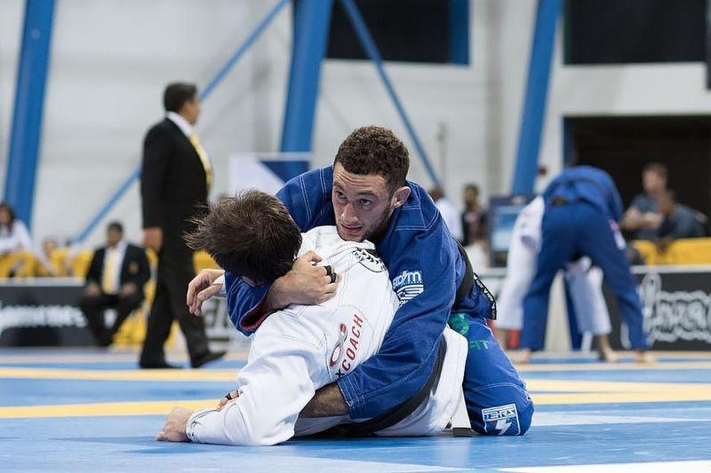 BJJ Worlds 2016: Gabriel Arges vs. Celso Venicius