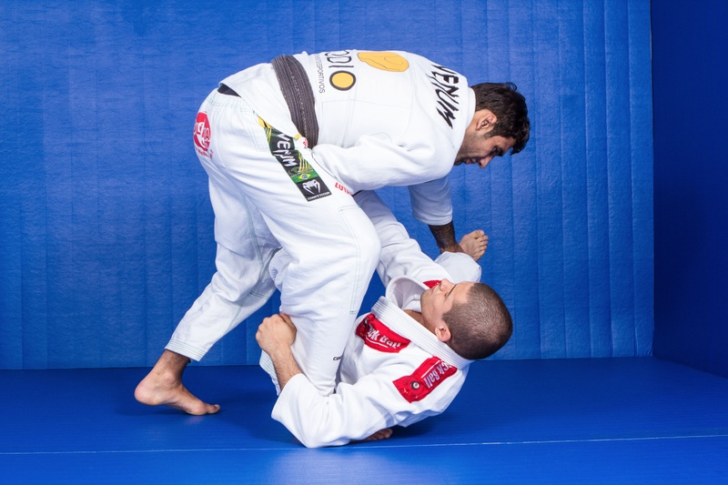 The technique of Leandro Lo